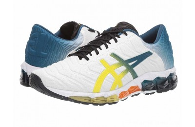 SALE ASICS GEL-Quantum® 360 5 White/Sour Yuzu