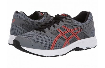 SALE ASICS GEL-Contend® 5 Steel Grey/Red Snapper