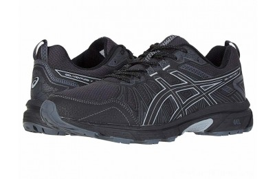 SALE ASICS GEL-Venture® 7 Black/Sheet Rock