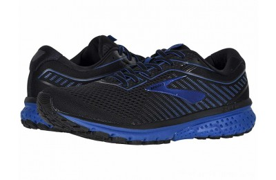 Sales - Brooks Ghost 12 Black/True Blue/Black
