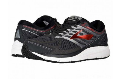BLACK FRIDAY SALE Brooks Addiction 13 Ebony/Black/Red