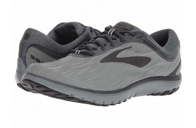 SALE Brooks PureFlow 7 Grey/Grey/Black