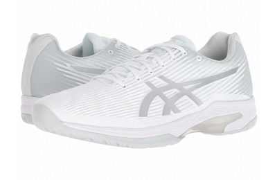Sales - ASICS Solution Speed FF White/Silver