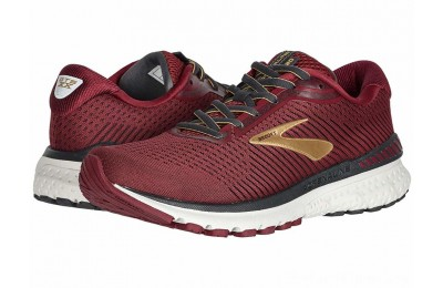 SALE Brooks Adrenaline GTS 20 Red/Gold/Ebony