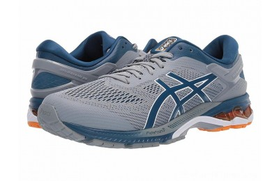 SALE ASICS GEL-Kayano® 26 Sheet Rock/Blue