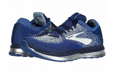 BLACK FRIDAY SALE Brooks Bedlam Blue/Navy/Grey