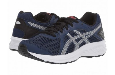 Sales - ASICS Kids Jolt 2 GS (Big Kid) Blue Expanse/Silver