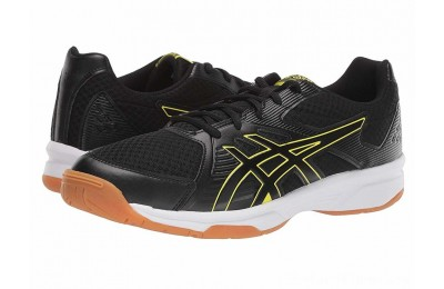 BLACK FRIDAY SALE ASICS Gel-Upcourt 3 Black/Sour Yuzu