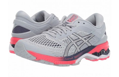 SALE ASICS GEL-Kayano® 26 Piedmont Grey/Silver