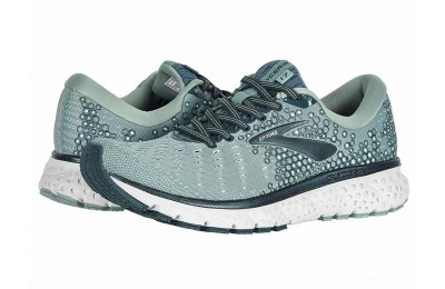 SALE Brooks Glycerin 17 Feldspar/Aqua Foam/Grey