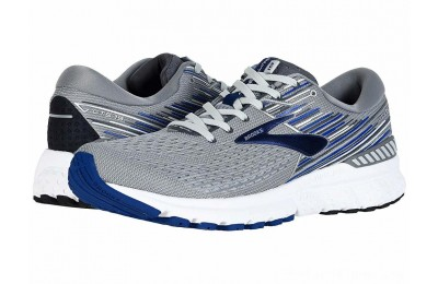 Sales - Brooks Adrenaline GTS 19 Grey/Blue/Ebony