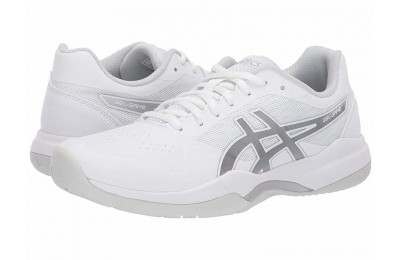 SALE ASICS Gel-Game 7 White/Silver