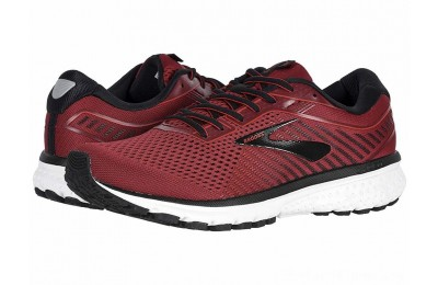 Sales - Brooks Ghost 12 Red/Biking Red/Black