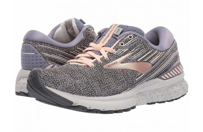 SALE Brooks Adrenaline GTS 19 Grey/PalePeach/Grey