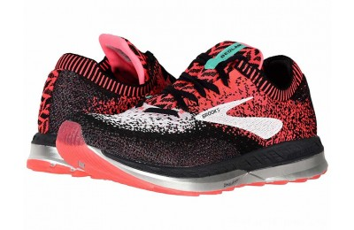 SALE Brooks Bedlam Pink/Black/White