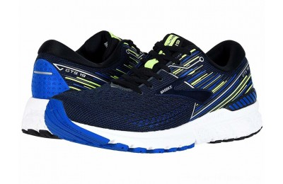 BLACK FRIDAY SALE Brooks Adrenaline GTS 19 Black/Blue/Nightlife