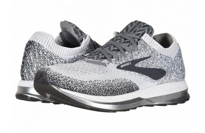 SALE Brooks Bedlam Grey/White/Ebony