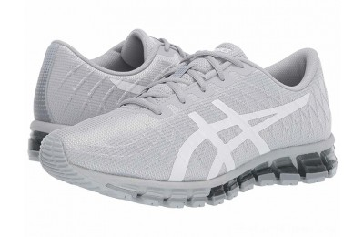 SALE ASICS GEL-Quantum 180 4 Mid Grey/White