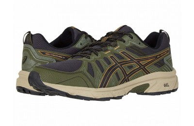 SALE ASICS GEL-Venture® 7 Black/Tan Presidio