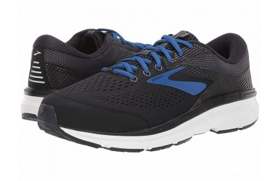 Sales - Brooks Dyad 10 Black/Ebony/Blue