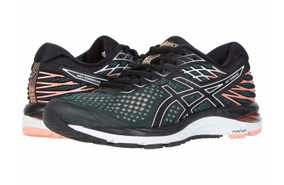 BLACK FRIDAY SALE ASICS GEL-Cumulus® 21 Black/Sun Coral