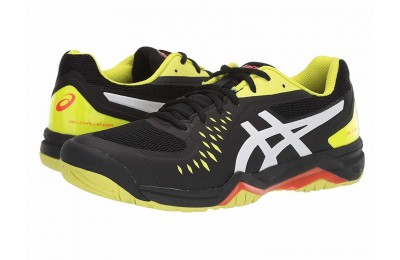 Sales - ASICS Gel-Challenger 12 Black/Sour Yuzu 2