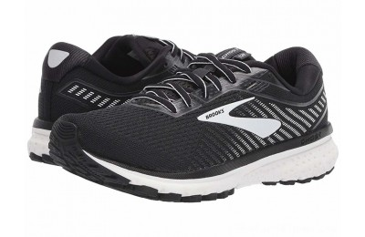 Sales - Brooks Ghost 12 Black/Ebony/White