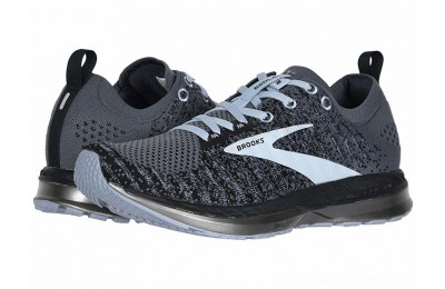 BLACK FRIDAY SALE Brooks Bedlam 2 Black/Grey/Kentucky Blue
