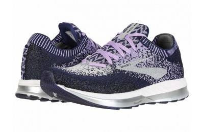 BLACK FRIDAY SALE Brooks Bedlam Purple/Navy/Grey