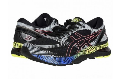 SALE ASICS GEL-Nimbus® 21 Lite-Show Black/Blue