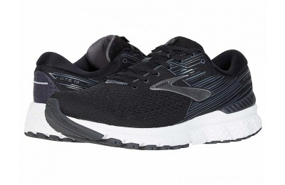 BLACK FRIDAY SALE Brooks Adrenaline GTS 19 Black/Ebony/Silver