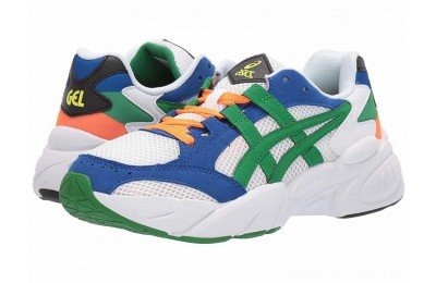 BLACK FRIDAY SALE ASICS Tiger Gel-Bnd White/Green