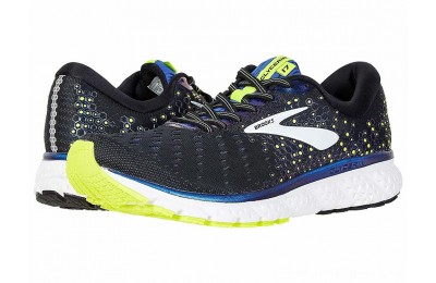 Sales - Brooks Glycerin 17 Black/Blue/Nightlife