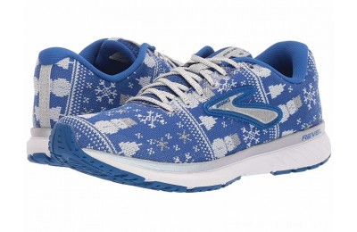 SALE Brooks Revel 3 Blue/White/Silver