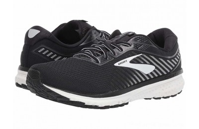 SALE Brooks Ghost 12 Black/Ebony/White