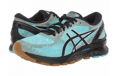 SALE ASICS GEL-Nimbus® 21 Ice Mint/Black
