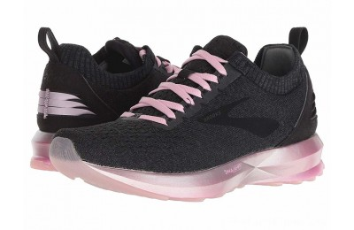 BLACK FRIDAY SALE Brooks Levitate 2 Black/Grey/Rose