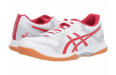 BLACK FRIDAY SALE ASICS GEL-Rocket® 9 White/Classic Red