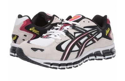 SALE ASICS Tiger Gel-Kayano 5 360 White/Black