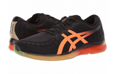 SALE ASICS GEL-Quantum Infinity™ Black/Shocking Orange