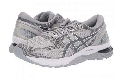 BLACK FRIDAY SALE ASICS GEL-Nimbus® 21 Mid Grey/Silver