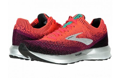 Sales - Brooks Levitate 2 Pink/Black/Aqua