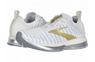 Sales - Brooks Bedlam 2 White/Grey/Gold