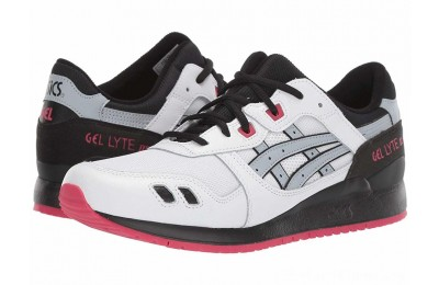 BLACK FRIDAY SALE ASICS Tiger Gel-Lyte III White/Piedmont Grey