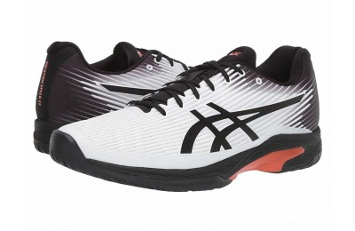 SALE ASICS Solution Speed FF White/Black