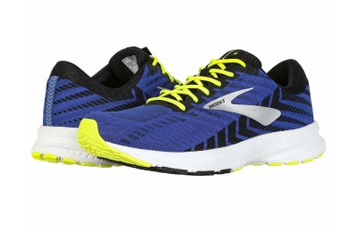 Sales - Brooks Launch 6 Blue/Black/Nightlife