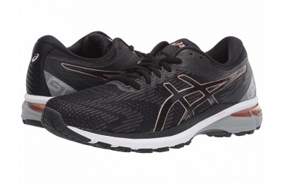 SALE ASICS GT-2000 8 Black/Rose Gold