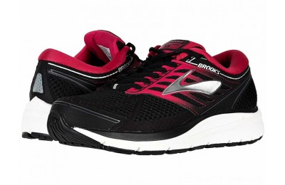BLACK FRIDAY SALE Brooks Addiction 13 Black/Pink/Grey