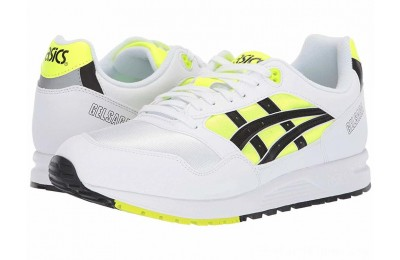 BLACK FRIDAY SALE ASICS Tiger Gel-Saga Safety Yellow/Black
