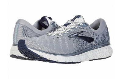 SALE Brooks Glycerin 17 Grey/Navy/White